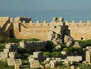 la forteresse de Kelibia