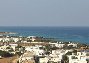 Kelibia en Tunisie