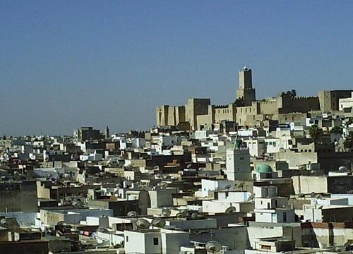 Vieille ville de Sousse en Tunisie