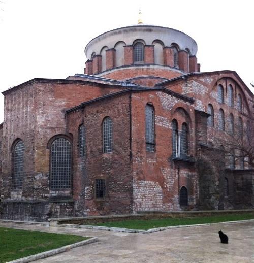 Sainte Sophie en Turquie