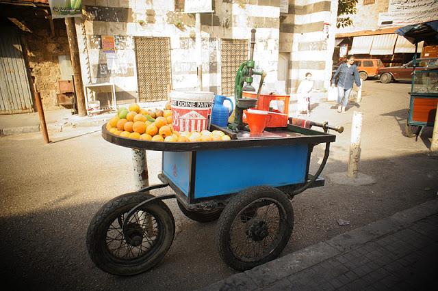Les vendeurs ambulants de Tripoli