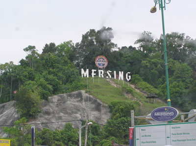 Bienvenue à Mersing !