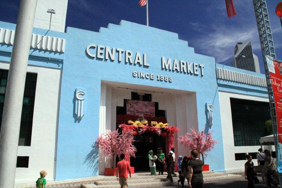 L'incontournable marché de Chinatown