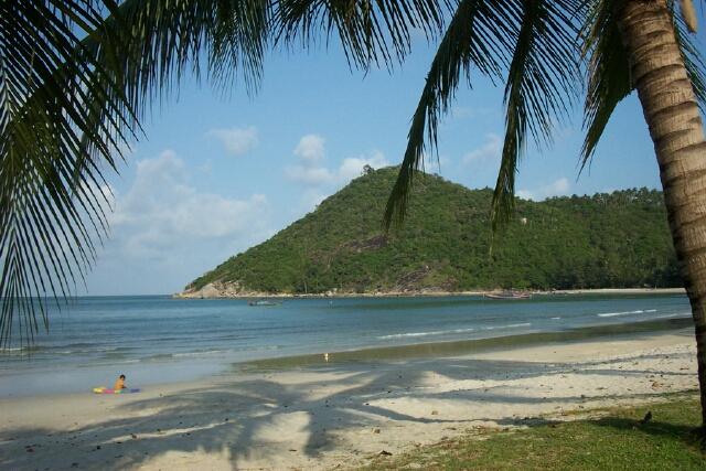 Les superbes plages du nord de l'île