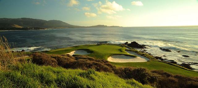 Le Golf de Monterey, tout simplement magique !
