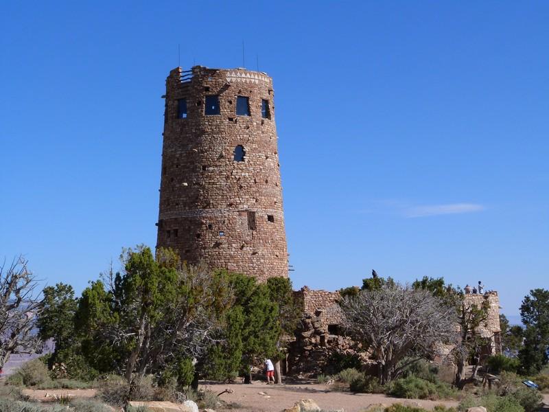 La fameuse Watch Tower